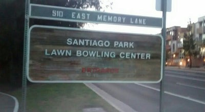 Photo of Park Santiago Park Nature Reserve at 600 E Memory Lane, Santa Ana, CA, United States