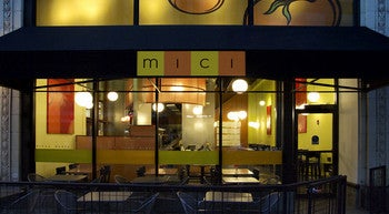 Photo of Italian Restaurant Mici Handcrafted Italian at 1531 Stout St, Denver, CO 80202, United States