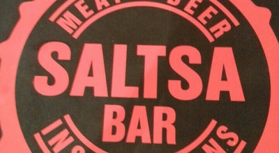 Photo of BBQ Joint Saltsa Bar at Γρηγορίου Λαμπρακη 138, Θεσσαλονίκη 543 51, Greece