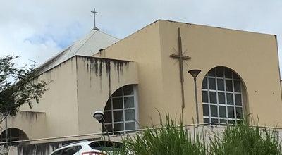 Photo of Church Église Emmaüs at Rue Piétonne, Fort-de-France 97200, Martinique