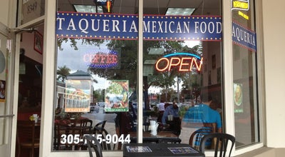 Photo of Mexican Restaurant Tenango's Taqueria at 8349 Nw 12th St, Doral, FL 33126, United States