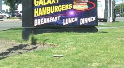 Photo of American Restaurant Galaxy Burgers at 13400 Alondra Blvd, Cerritos, CA 90703, United States