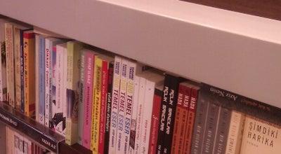 Photo of Bookstore D&R at 2040 Sok. No: 104 Zemin Kat No: 13 Ege Park Avm, Mavişehir 35540, Turkey