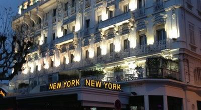 Photo of Lounge New York New York at 1 Allée De La Liberté, Cannes 06400, France
