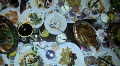 Photo of Greek Restaurant Ζανέττος Κυπριακή Ταβέρνα (Zanettos Tavern) at 65 Trikoupi Str, Nicosia, Cyprus