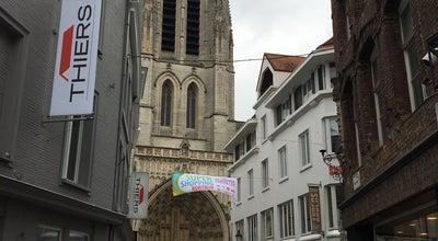 Photo of Church Sint Maartenskerk at Sint Maartenskerkstraat, Kortrijk, Belgium