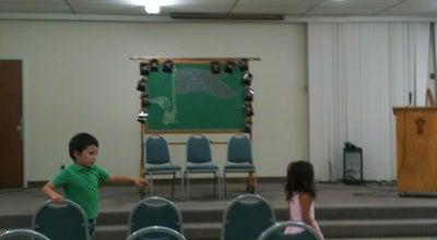 Photo of Church First United Methodist Church at 400 W 7th Ave, Stillwater, OK 74074, United States