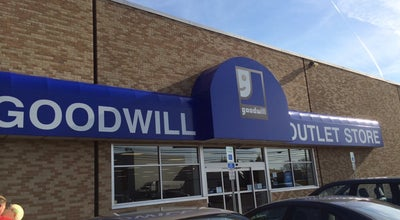 Photo of Thrift / Vintage Store Goodwill Outlet Store at 330 Benigno Blvd, Bellmawr, NJ 08031, United States