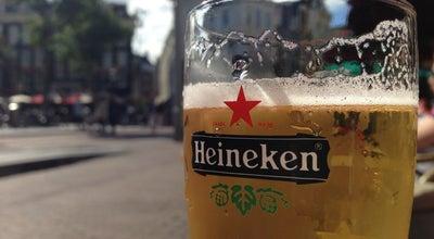 Photo of Bar Café Schiller at Rembrandtplein 24a, Amsterdam 1017 CV, Netherlands
