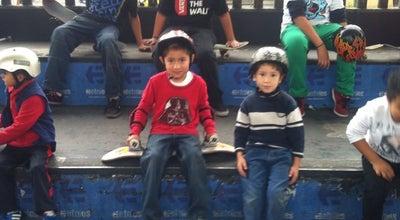 Photo of Skate Park Skate Park at Fray Servando, México 15900, Mexico
