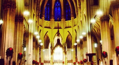 Photo of Church St. Patrick's Cathedral at 14 E. 51st St., New York, NY 10022, United States