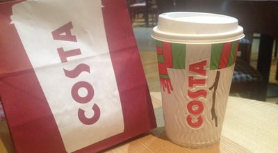 Photo of Coffee Shop Costa Coffee at Uttoxeter Road, Derby, United Kingdom
