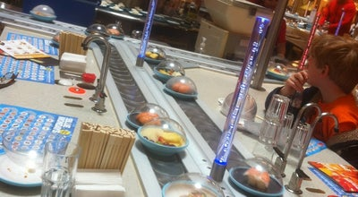 Photo of Sushi Restaurant YO! Sushi at 10, Greenhithe DA9 9SB, United Kingdom