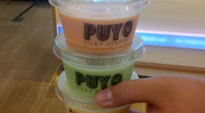 Photo of Dessert Shop PUYO Silky Desserts at Living World Lt. 1, Indonesia