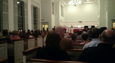Photo of Church First Friends Meeting at 2100 W Friendly Ave, Greensboro, NC 27403, United States