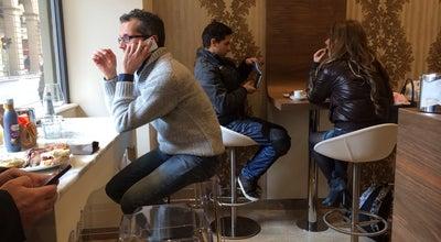 Photo of Cafe Antico Caffè Scaletto at Via Ugo Bassi 3, Bologna, Italy