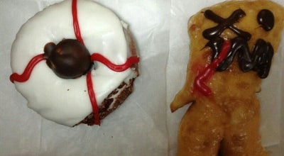 Photo of Donut Shop Zombee Donuts at 802 E Chapman Ave, Fullerton, CA 92831, United States