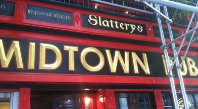 Photo of American Restaurant Slattery's Midtown Pub at 8 E 36th St, New York, NY 10016, United States
