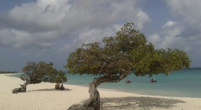 Photo of Beach Eagle Beach at J. E. Irausquin Blvd., Noord, Aruba