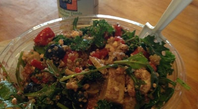 Photo of Sandwich Place Chopped, Topped & Wrapped (at Whole Foods) at 95 E Houston St, New York, NY 10002, United States