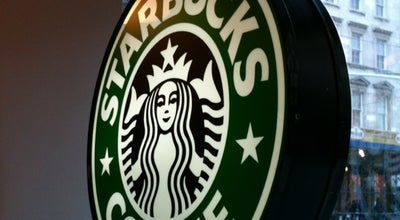 Photo of Coffee Shop Starbucks at 291 Broadway, New York, NY 10007, United States