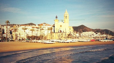Photo of Town Sitges at Sitges 08870, Spain