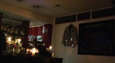 Photo of Wine Bar Merchants Bar & Brasserie at Swan Street, Warwick CV34 4BJ, United Kingdom