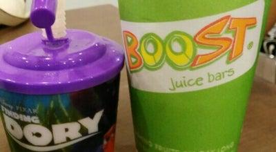 Photo of Juice Bar BOOST Juice Bars at Kota Kinabalu 88100, Malaysia