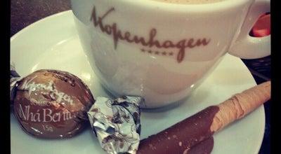 Photo of Cafe Kopenhagen at Jl Shopping, Cascavel 85810-230, Brazil