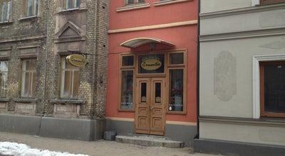 """Photo of Cafe Kafejnīca """"Ērmanītis"""" at Saules Iela 16, Ventspils LV-3601, Latvia"""