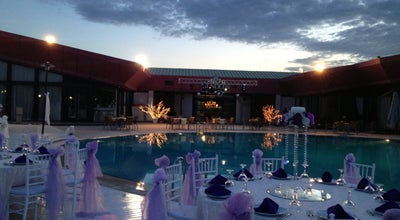 Photo of Pool Wonders Wedding Pool Restaurant at Alparslan Türkeş Cad. No.30. Gençlerbirliği Spor Kulübü Beştepe, Ankara 06510, Turkey