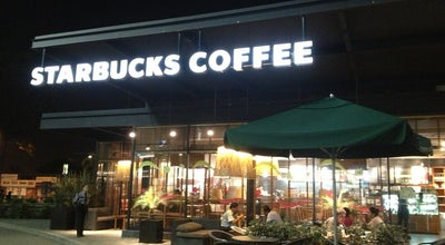 Photo of Coffee Shop Starbucks UrbanCenter at Urban Center, Xalapa 91110, Mexico
