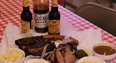 Photo of BBQ Joint Rudy's BBQ at 7305 Mcpherson Rd, Laredo, TX 78041, United States