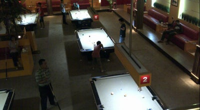 Photo of Pool Hall Pocket Family Sport Billiard at Kura-kura Waterpark, Indonesia