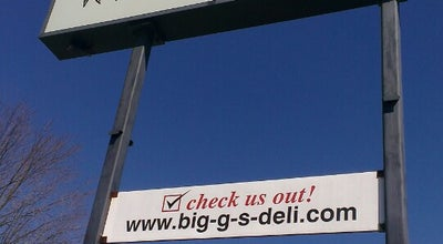 Photo of Deli / Bodega Big G's Deli at 581 Benton Ave, Winslow, ME 04901, United States