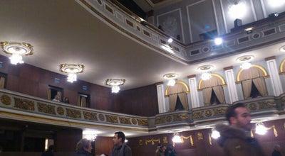 Photo of Theater Teatro Colón at Av. Da Mariña, S/n, A Coruña 15001, Spain