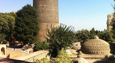Photo of Historic Site İçərişəhər | Icherisheher (Old City) at Neftçilər Pr., Baku AZ1000, Azerbaijan