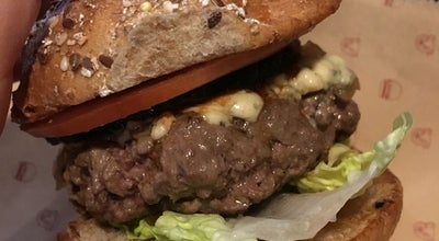 Photo of Burger Joint Bareburger at 155 William Street, New York, NY 10038, United States