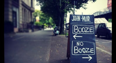 Photo of Cocktail Bar John Muir at Skalitzer Str. 51, Berlin 10997, Germany