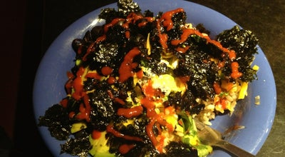Photo of Vegetarian / Vegan Restaurant Cafe Yumm! at 730 E Broadway, Eugene, OR 97401, United States