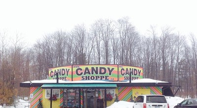Photo of Candy Store Candy Shoppe North at Cumberland Beach, ON, Canada