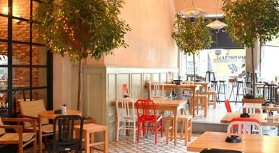 Photo of Cafe No.18 at Μεγάλου Αλεξάνδρου 18, Καβάλα 653 02, Greece