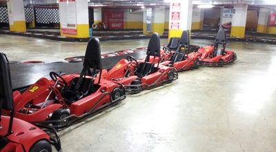 Photo of Go Kart Track Sancak Go Kart at İnönü Mah. Eski Ankara Cad. No:47 B3 Kat, İstanbul 34785, Turkey