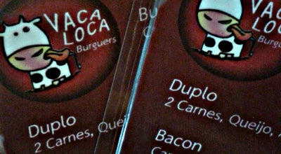 Photo of Burger Joint Vaca Louca Burguers (Icarai) at Brazil