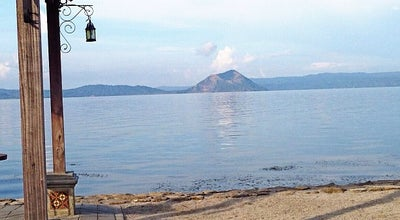 Photo of Lake Taal Lake at Tagaytay City, Philippines