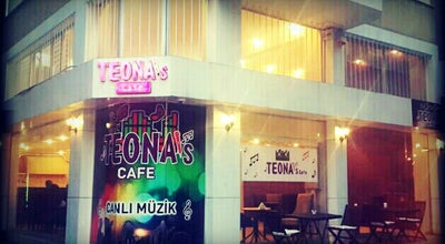 Photo of Music Venue Teona's Cafe Samsun at Turkey