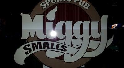 Photo of Bar Miggy Smalls Bar & Grill at 1508 Washington St, Waukegan, IL 60085, United States