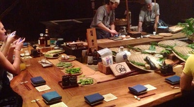 Photo of Japanese Restaurant Robataya at 231 9th Ave, New York, NY 10003, United States