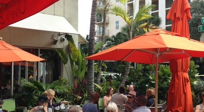 Photo of American Restaurant Oliver's Bistro at 959 West Ave, Miami Beach, FL 33139, United States