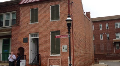 Photo of History Museum Edgar Allan Poe House & Museum at 203 N Amity St, Baltimore, MD 21223, United States